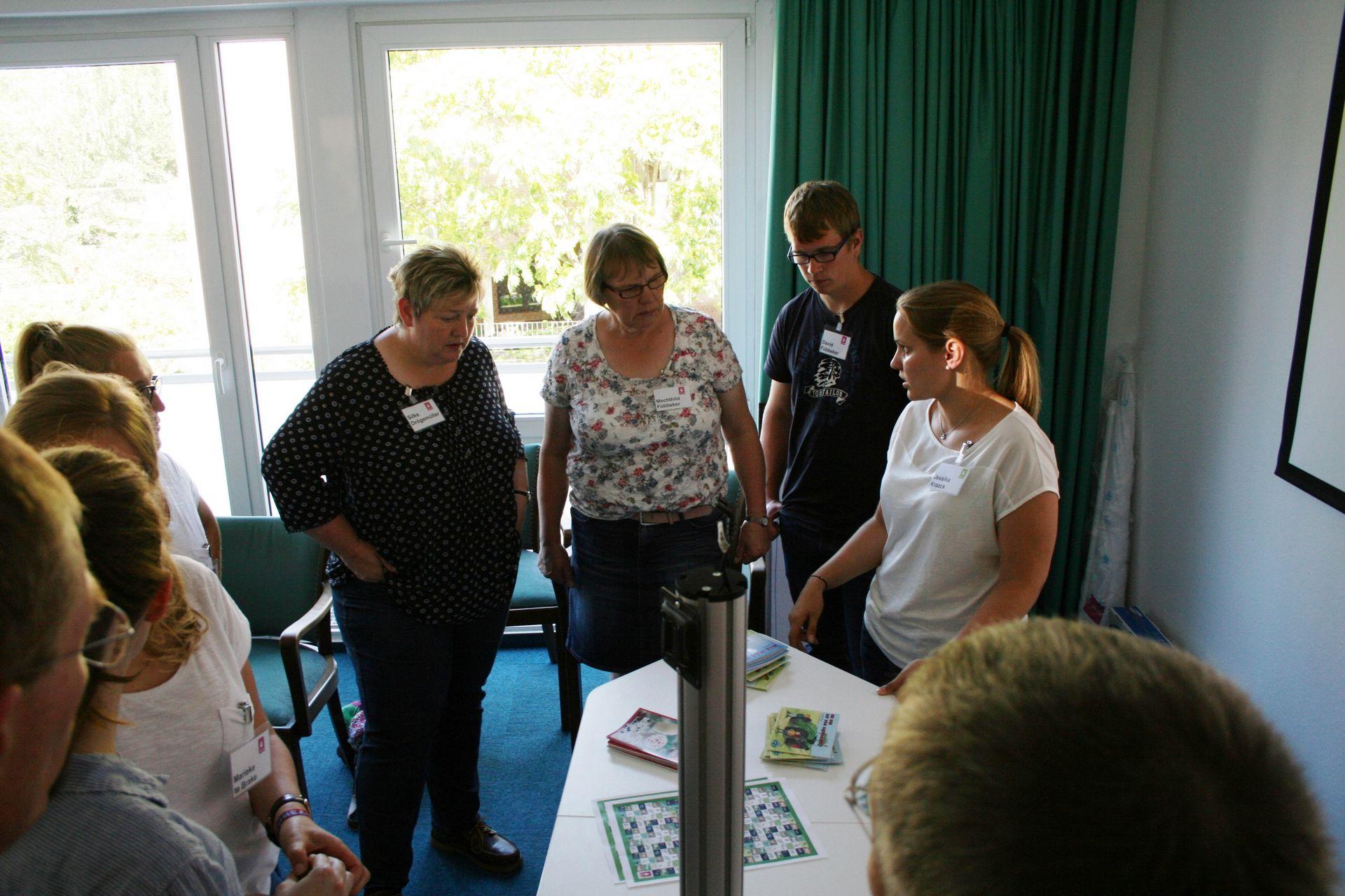 Workshop (Quelle: LVN Niedersachsen)